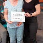 Gitte har tabt sig 15 kilo