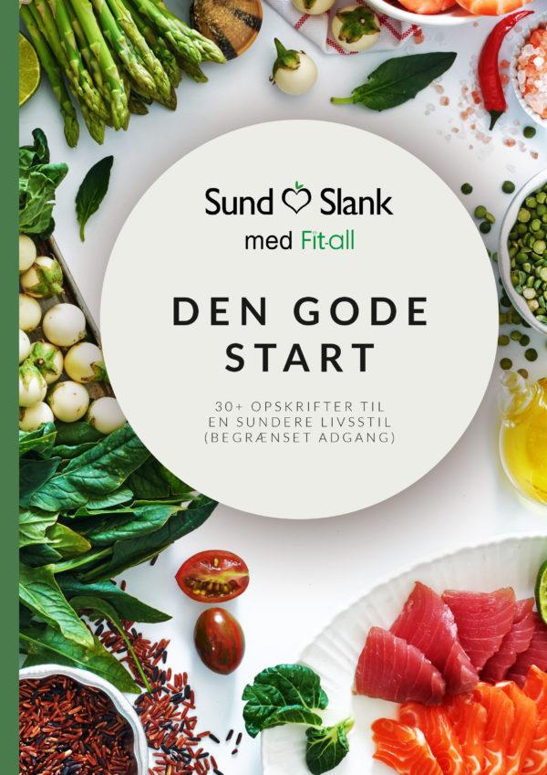 Den Gode Start - Kostplan med 12 opskrifter